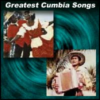Greatest Cumbia Songs