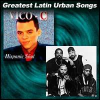 Greatest Latin Urban Songs