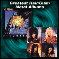 100 Greatest Hair Glam Metal Albums