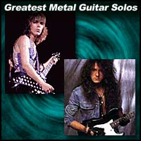 Greatest Metal Guitar Solos