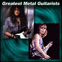 Greatest Metal Guitarists