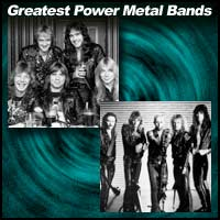Greatest Power Metal Bands