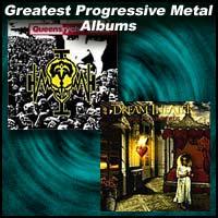 Greatest Progressive Metal Albums