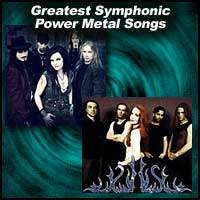 Symphonic Power Metal bands Nightwish and Epica