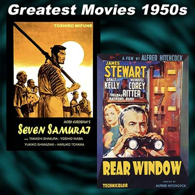 Greatest Movies of the 1950s