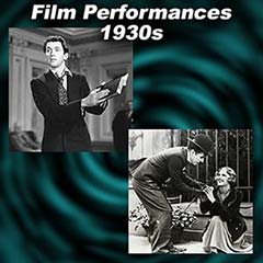 Greatest Film Performances of the 1930s
