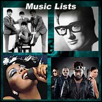 Music Lists