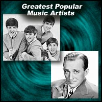 The Beatles and Bing Crosby