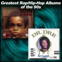 100 Greatest Rap/Hip-Hop Albums of the 90s
