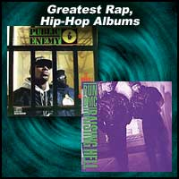 Greatest Rap, Hip-Hop Albums