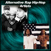 Alternative Rap Hip-Hop Artists