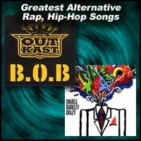 Greatest Alternative Rap, Hip-Hop Songs