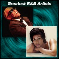 Greatest R&B Artists