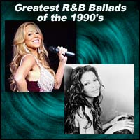 Greatest R&B Ballads of the 1990s