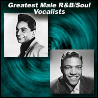 Greatest Male R&B/Soul Vocalists