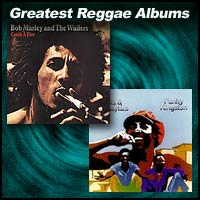 Greatest Reggae Albums