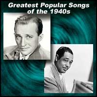 Bing Crosby and Duke Ellington