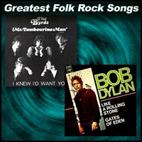 Greatest Folk Rock Songs
