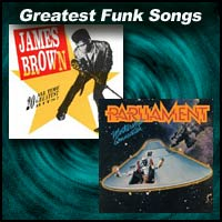 Greatest Funk Songs