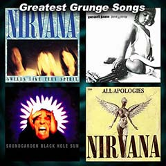 100 Greatest Grunge Songs