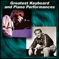 Greatest Keyboard and Piano Performances