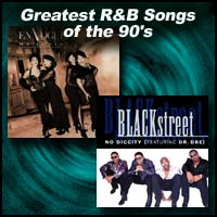 Greatest R&B Songs of the '90s