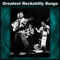 Greatest Rockabilly Songs image with Elvis Presley, Scotty and Bill