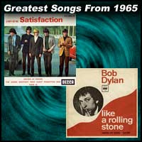 Greatest Songs From 1965