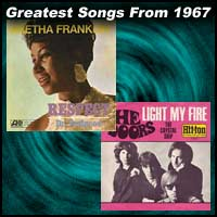 100 Greatest Songs From 1967