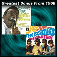 Greatest Songs From 1968