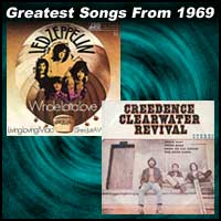 Greatest Songs From 1969