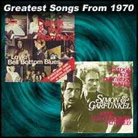 Greatest Songs From 1970