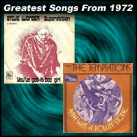 Greatest Songs From 1972