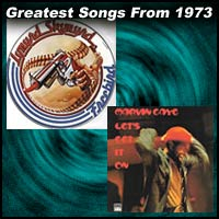 Greatest Songs From 1973