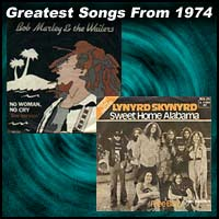 Greatest Songs From 1974