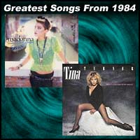 Greatest Songs From 1984