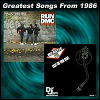 Greatest Songs From 1986