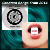 Greatest Songs From 2014