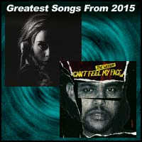 Greatest Songs From 2015