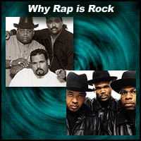 Why Rap is Rock