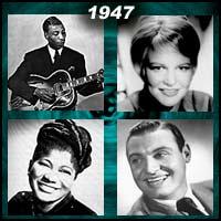 1947 music artists