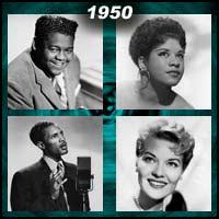 1950 music artists