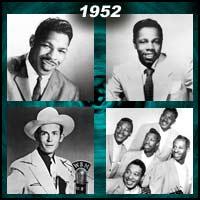1952 music artists