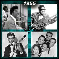 1955 music artists
