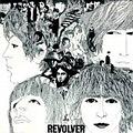 Revolver Parlophone album cover