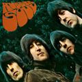 Rubber Soul Parlophone album cover