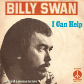 I Can Help record sleve by singer Billy Swan