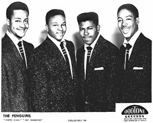 doo wop music group the Penguins
