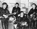 Beatles in Cavern Club