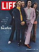 Life magazine Beatles cover